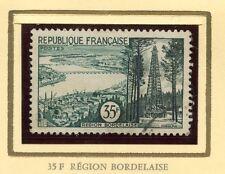 STAMP / TIMBRE FRANCE OBLITERE N° 1118 REGION BORDELAISE