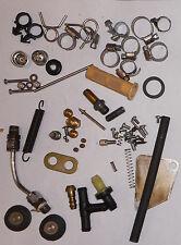 Small Bulk Lot of Keihin / Harley Carburetor, Carb PARTS - spring, diaphragm ...
