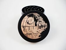 Death Star Laser Etched 4 Piece Herb Metal Grinder