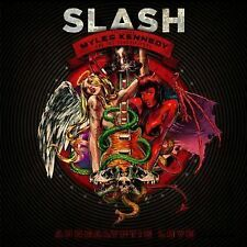 Apocalyptic Love [Deluxe Edition] by Slash (CD, May-2012, Sony Music) 2 Discs