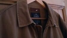 Men's BLUE HARBOUR M&S brown padded jacket Size XL