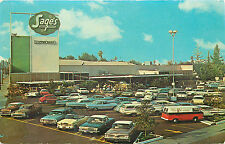 SAGES COMPLETE SHOPPING MALL, RIVERSIDE, CALIFORNIA, VINTAGE POSTCARD