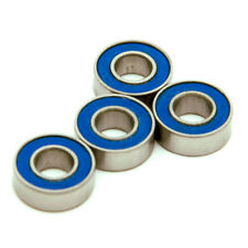 Sealing Ball Bearing Upgrade Parts 5mm*11mm*4mm For RC Model Cars Blue ×4