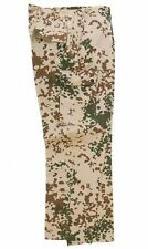Original german army pants desert  tropical camo flecktarn NEW Size: 5XL 46/32