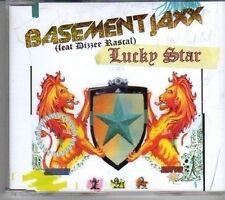 (CL29) Basement Jaxx ft Dizzee Rascal, Lucky Star - 2003 CD