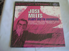 Jose Melis - Plays HIs TV Favorites - Mercury 1961 - SR 60683 - SEALED-