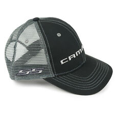 Chevy Camaro SS Black Mesh Hat