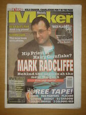 MELODY MAKER 1997 MAR 8 MARK RADCLIFF KULA SHAKER SUEDE