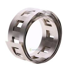 1M 0.15x25.5mm T Pure Ni Plate Nickel Strip Tape for Battery Spot Welding Sliver