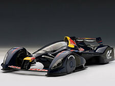 18108 Autoart Red Bull X2010 S. Vettel gran Turismo PlayStation Concept Car 1:18
