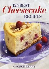 125 Best Cheesecake Recipes-ExLibrary