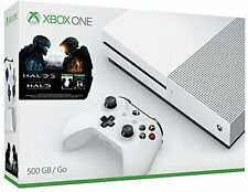 Xbox One S 500GB Console - Halo Collection Bundle - Bundle Edition