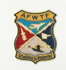 US NAVY PATCH - ATLANTIC FLEET WEAPONS TRAINING FACILITY