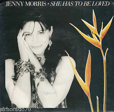 JENNY MORRIS She Has To Be Loved / Conscience OZ 45