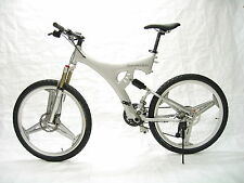 Mercedes Benz MTB Mountainbike Bike bicycle Fahrrad, RH 54 cm, Top