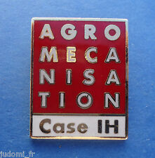 Pin's pin AGRO MECANISATION CASE IH (ref L15)