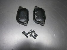 Honda XR250 R 1982 Valve Covers Adjuster Covers