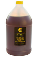 1 Gallon (12 lbs) Raw, Unfiltered, Unpasteurized Texas Honey FREE SHIPPING!