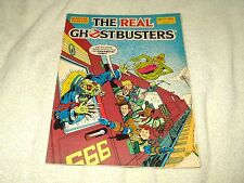The Real Ghosbusters Comic Issue 47 May 1989