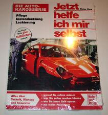 """Reparaturanleitung """"Die Auto Karosserie"""" - Pflege - Instandsetzung - Lackierung"""