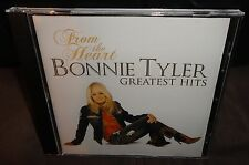 From The Heart - Bonnie Tyler Greatest Hits (CD, 2007)