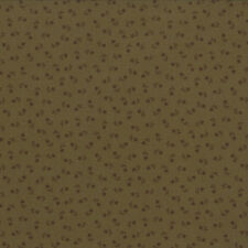 Moda Ladies Album Brackman Quilt Fabric by the 1/2 yd Forever Green  8287-15