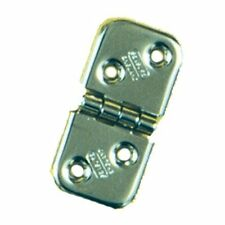 Seasure 23.29 IN ACCIAIO INOX stub Hinge - 47mm x 20mm
