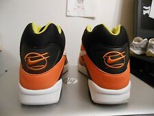 Nike Air Tech Challenge Sz 10.5 tennis court II rare og lot PE orange agassi