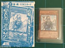 Yu-gi-oh Japanese Promo VJMP-JP110 Priestess with Eyes of Blue Ultra Rare in US