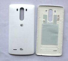 Battery Back Cover+NFC Chip +Qi Wireless Charging for LG G3 AT&T D850 White