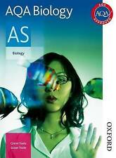 AQA Biology AS Level Student's Book ( New Bk ) 1st class postage