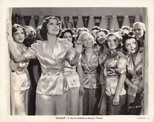 ELEANOR POWELL & Chorus Girls Original Vintage 1937 ROSALIE MGM Studio Photo