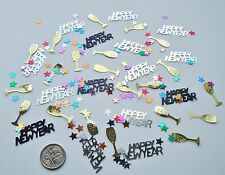 Wedding Table Scatters Confetti Happy New Year - Party Mix