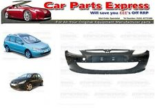 PEUGEOT 307 2001 - 2005 FRONT BUMPER PAINTED ANY COLOUR