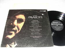 "Luciano Pavarotti ""Verdi & Donizetti Arias"" 1968 LP, Nice EX!, Stereo, on London"
