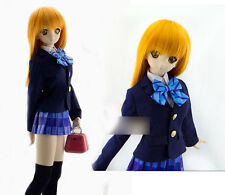 1/3 bjd Dollfie Dream Doll DDdy Outfits School Uniform #SEN-90DY ship US