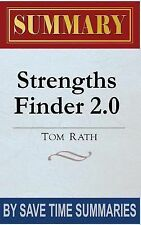 Book Summary, Review & Analysis: StrengthsFinder 2.0, Summaries, Save Time, Very