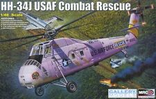 MRC Gallery Models  HH-34J Combat Rescue Helicopter model kit 1/48