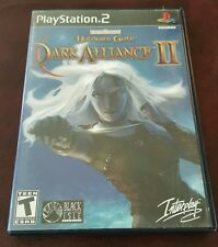 Baldur's Gate: Dark Alliance II (Sony PlayStation 2, 2004)