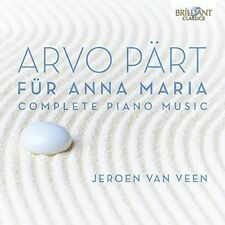 Fur Anna Maria - Part / Van Veen / S. Van Veen / Fonda (2014, CD NEUF)2 DISC SET