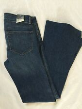 J Brand Love Story Low Rise Flare Jeans Attica Size 27 NEW