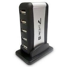 Dynamode (USB-H70-1A2.0) External 7-Port USB 2.0 Hub, Mains Powered, Retail