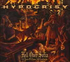Hell over Sofia: 20 Years of Chaos and Confusion by Hypocrisy (CD, 2011, 3...