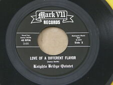 "KNIGHTS BRIDGE QUINTET SORROW MARK VII orig US GARAGE FUZZ PSYCH 7"" 45 NM HEAR"