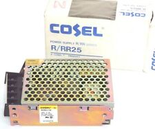 NIB COSEL R25U-24 POWER SUPPLY R25U24, R/RR SERIES R/RR25