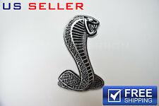 COBRA Emblem Decal FORD MUSTANG Double Sided Tape - US SELLER EE01