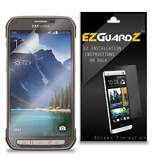 2X EZguardz Screen Protector Cover HD 2X For Samsung Galaxy S5 Active (Clear)