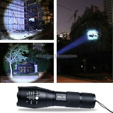 Military Grade Tactical Flashlight LED 1600 LM 2000x Wateresist 1300TL Style US