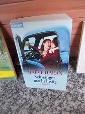 Schwanger macht lustig, ein Roman von Maeve Haran, aus dem Blanvalet Verlag