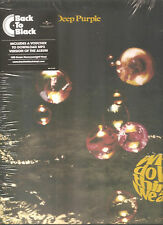 """DEEP PURPLE """"Who Do We Think We Are"""" Vinyl LP sealed Back To Black"""